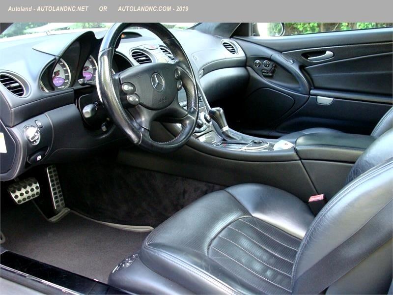 2007 Mercedes-Benz SL-Class SL55 AMG