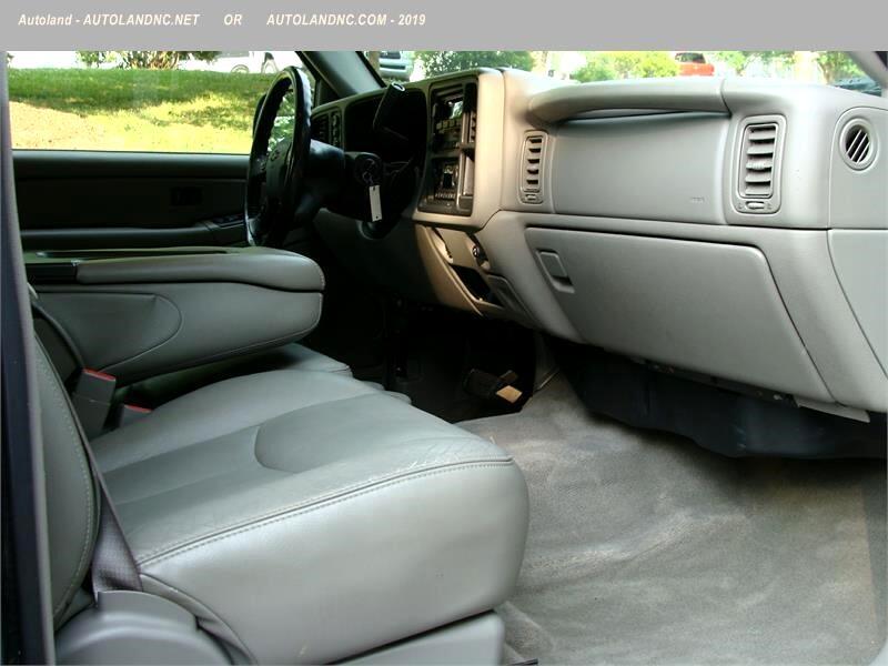 2006 Chevrolet Silverado 1500 LT3 Crew Cab 4WD