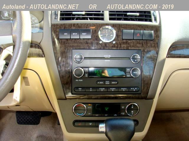 2008 Mercury Milan I4 Premier