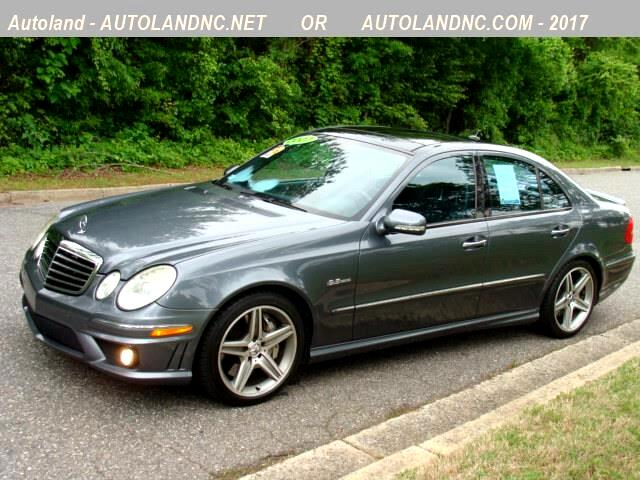 Used 2007 Mercedes-Benz E-Class E63 AMG for Sale in ...