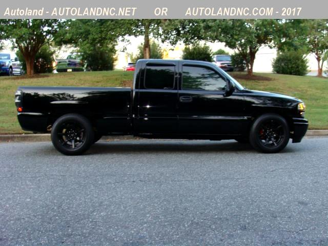 Used 2001 GMC Sierra 1500 C3 Ext. Cab for Sale in ...