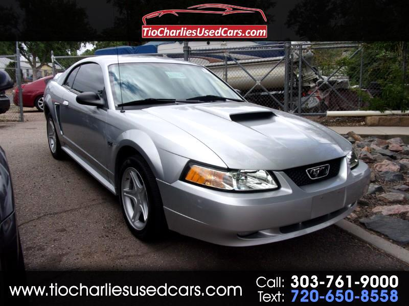 Ford Mustang GT Coupe 2000