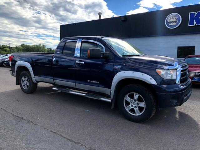 2011 Toyota Tundra Tundra-Grade 5.7L Double Cab Long Bed 4WD