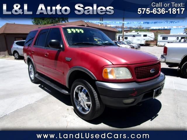 2001 Ford Expedition Sport Utility 4D