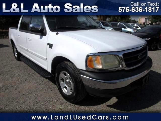2001 Ford F-150 Short Bed