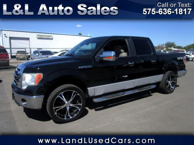 2009 Ford F-150 Lariat SuperCrew 5.5-ft. Bed 2WD