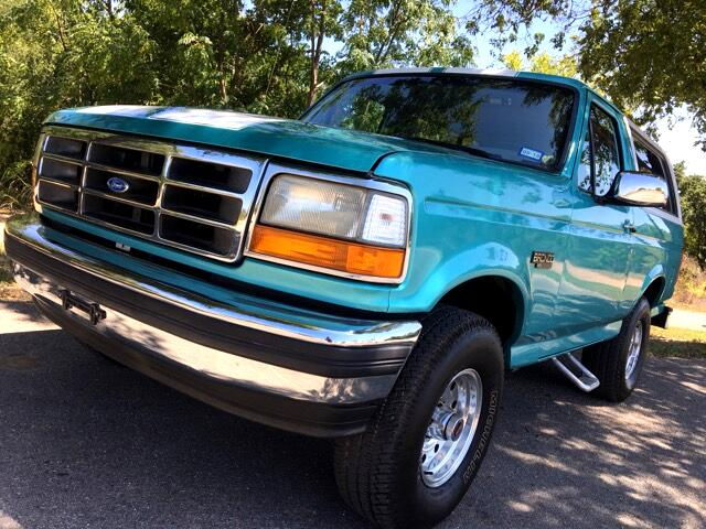 1994 Ford Bronco XL