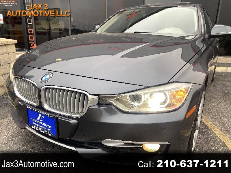 BMW 3-Series 328i Sedan 2012