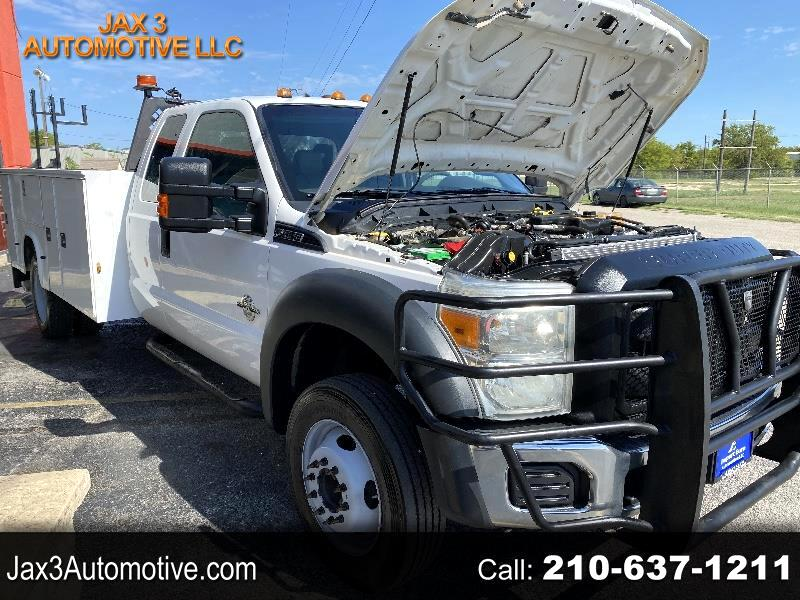 Ford F-550 SuperCab DRW 2WD 2013