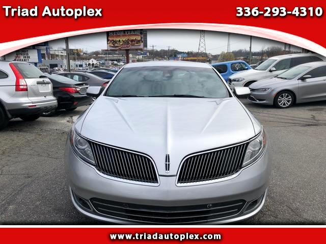Lincoln MKS EcoBoost AWD 2013