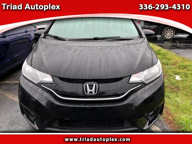 2015 Honda Fit EX CVT