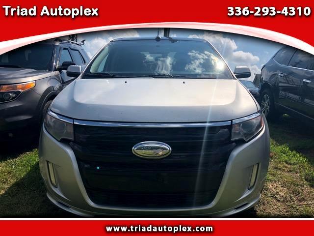 2011 Ford Edge Sport FWD