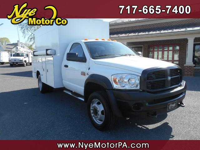 2009 Dodge Ram 4500 Regular Cab 2WD