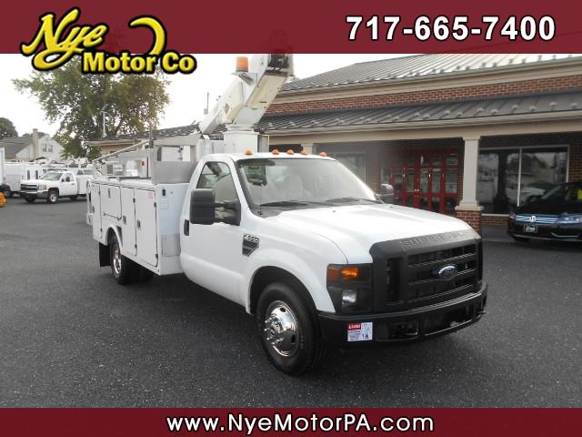 2008 Ford F-350 SD XL DRW 2WD