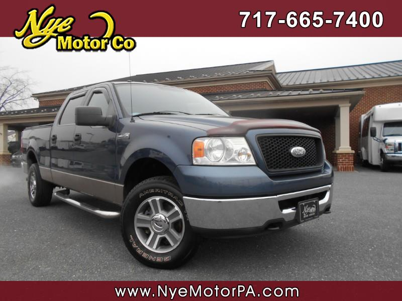 2006 Ford F-150 XLT SuperCrew 6.5-ft Box 4WD
