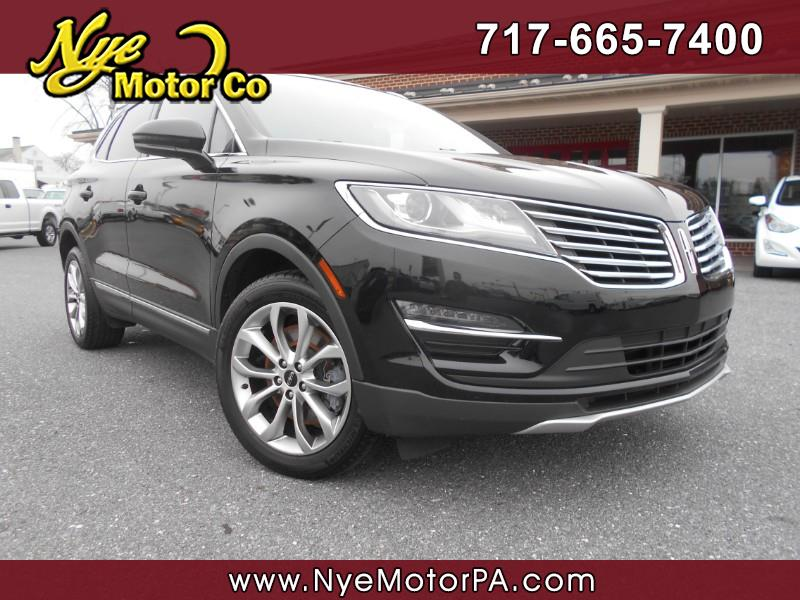 2016 Lincoln MKC Select AWD