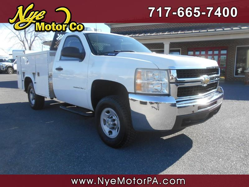 2009 Chevrolet Silverado 2500HD Work Truck Long Box 4WD