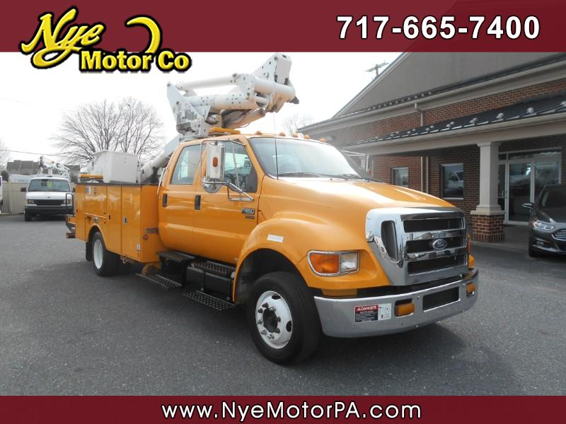 2005 Ford F-650 SD XL