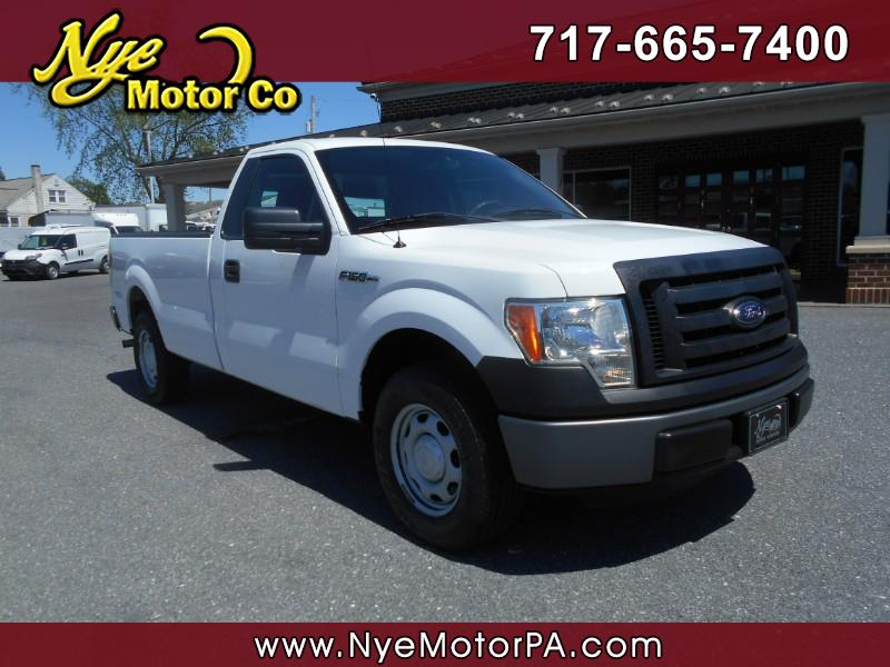 2012 Ford F-150 XL 8-ft. Bed 2WD