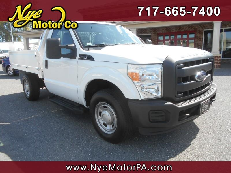 2015 Ford F-250 SD XLT 2WD