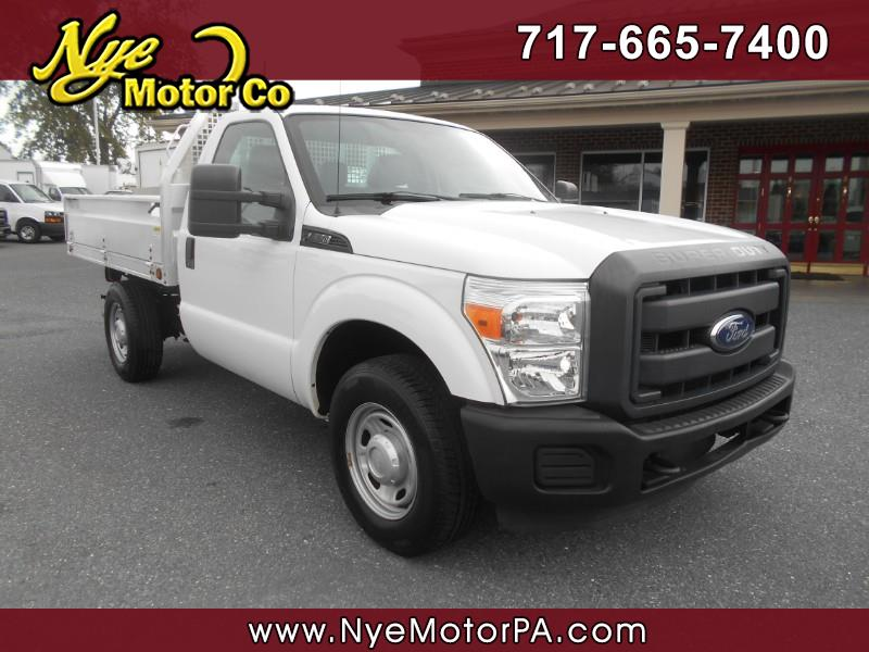 2013 Ford F-250 SD XL 2WD