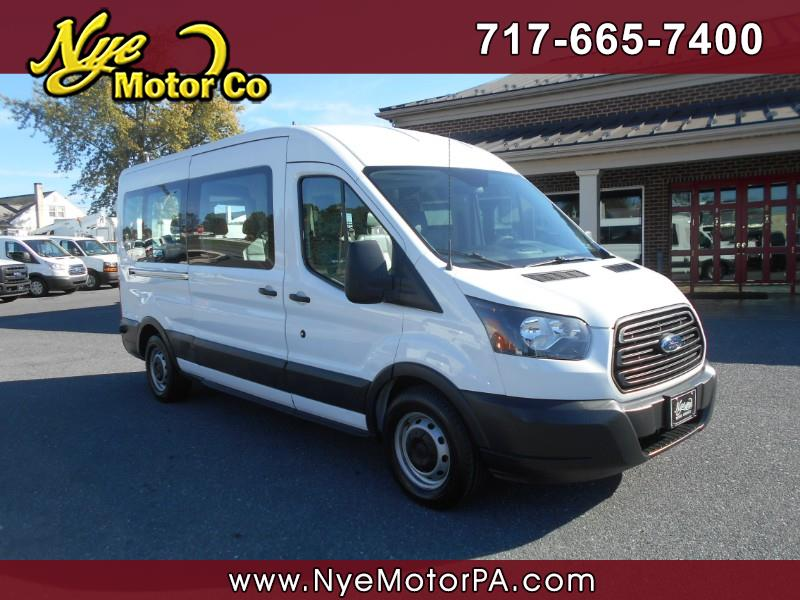 Ford Transit 350 Wagon Med. Roof XL w/Sliding Pass. 148-in. WB 2015