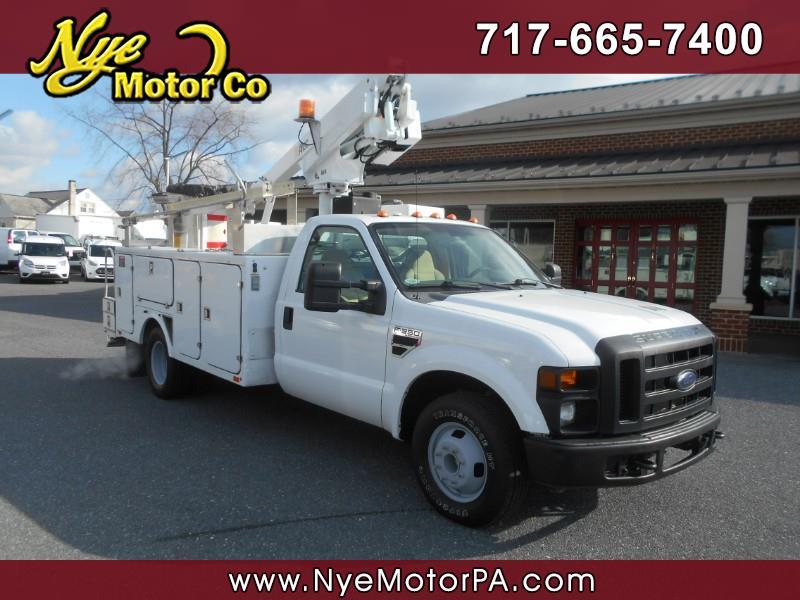 Ford F-350 SD XL DRW 2WD 2008
