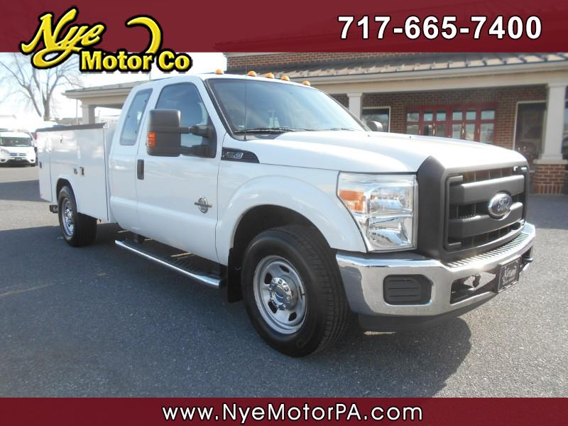 Ford F-350 SD XL SuperCab 2WD 2012