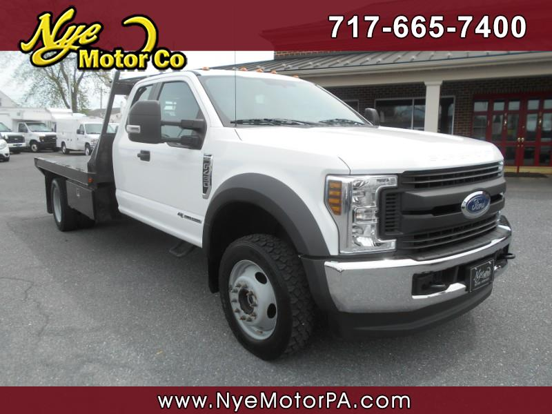 Ford F-450 SD SuperCab DRW 4WD 2018