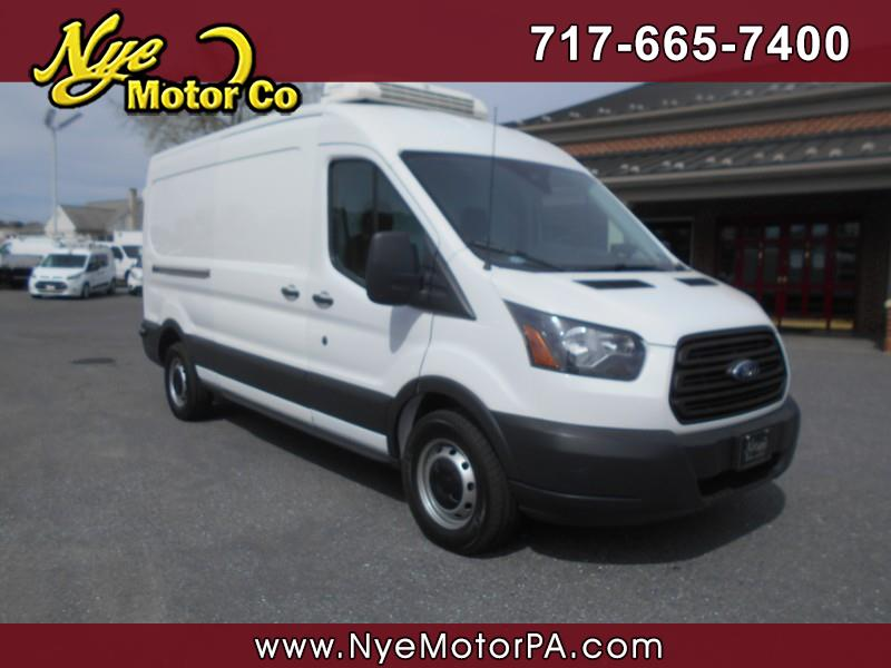 Ford Transit 250 Van Med. Roof w/Sliding Pass. 148-in. WB 2016