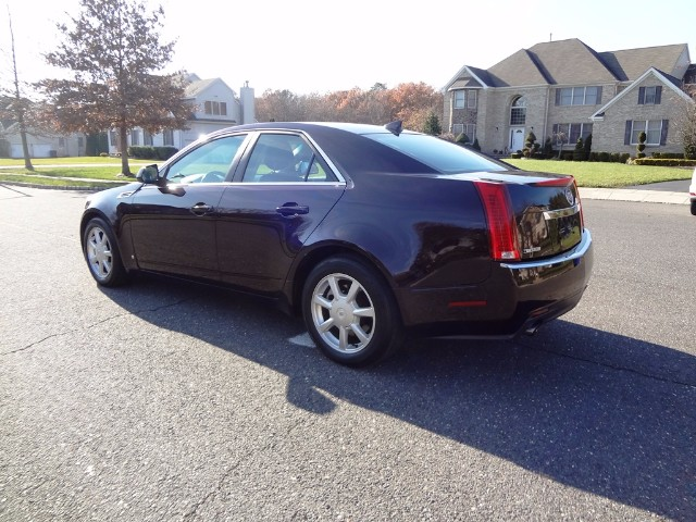 2009 Cadillac CTS 3.6 V6 Direct Injection DOHC 24V