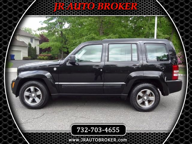 Jeep Liberty Sport 4WD 2008