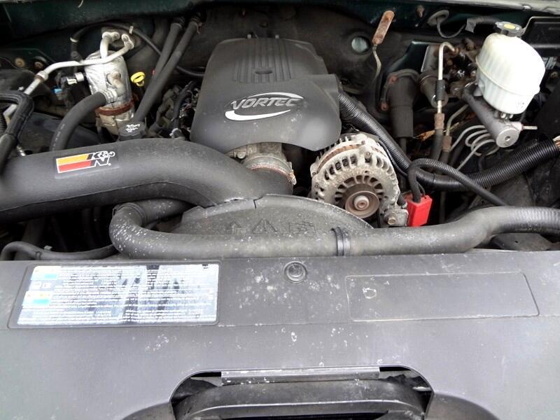 2003 Chevrolet Silverado 2500HD LT Ext. Cab Long Bed 4WD