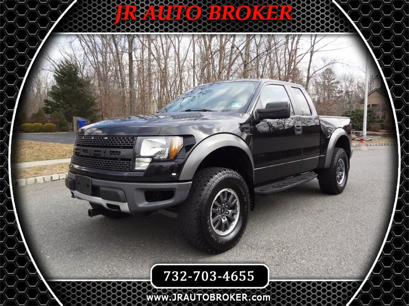 2010 Ford F-150 Raptor 4WD SuperCab 5.5' Box