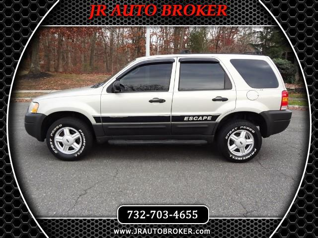 2004 Ford Escape XLS 4WD