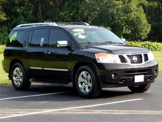 2014 Nissan Armada Platinum 2WD