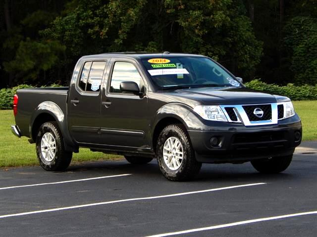 2014 Nissan Frontier SL Crew Cab 2WD