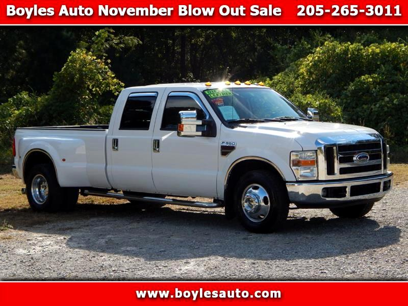 2010 Ford F-350 SD XL Crew Cab Long Bed DRW 2WD