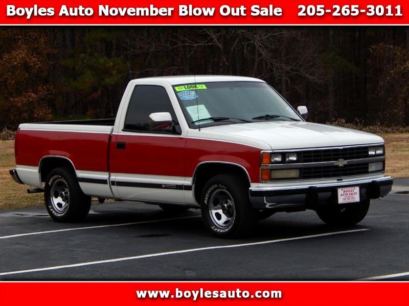 1988 Chevrolet C/K 1500 Reg. Cab 6.5-ft. bed 2WD