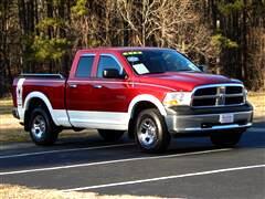 2010 RAM 1500