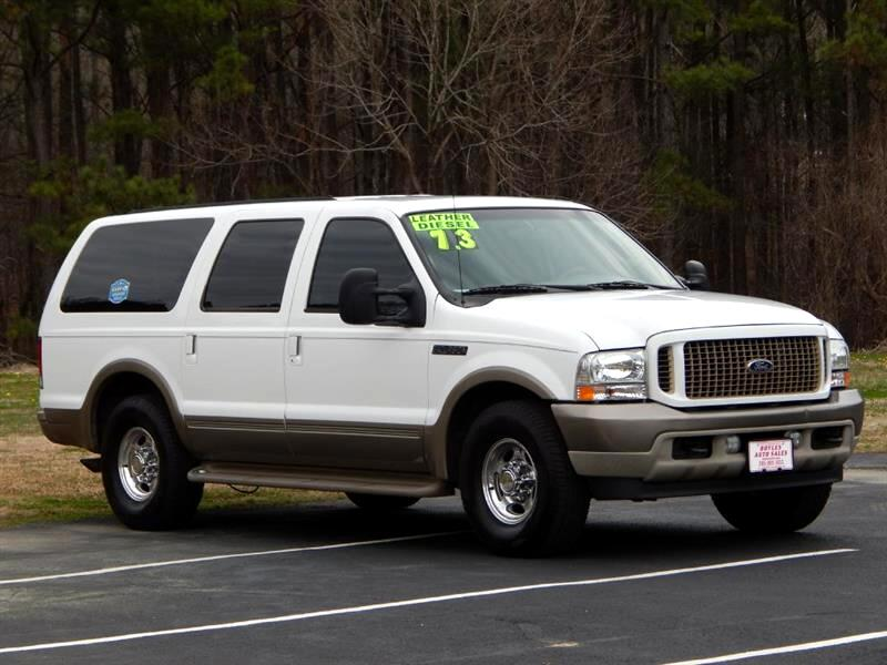 2003 Ford Excursion Eddie Bauer 7.3L 2WD