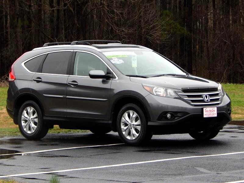 2012 Honda CR-V EX 2WD 5-Speed AT
