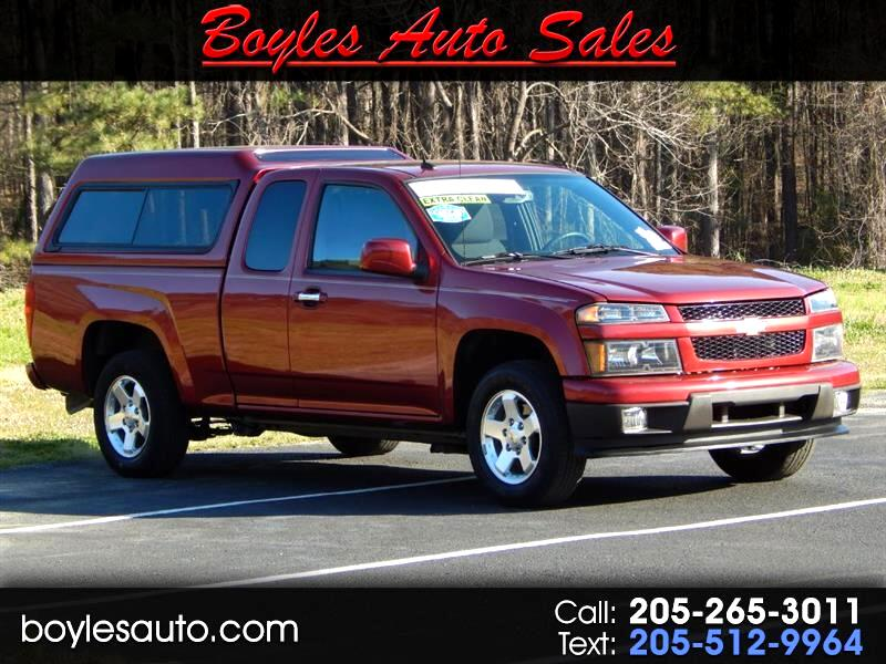 2011 Chevrolet Colorado 1LT Ext. Cab 2WD