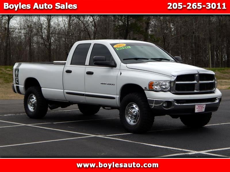 Dodge Ram 2500 ST Quad Cab Long Bed 4WD 2005