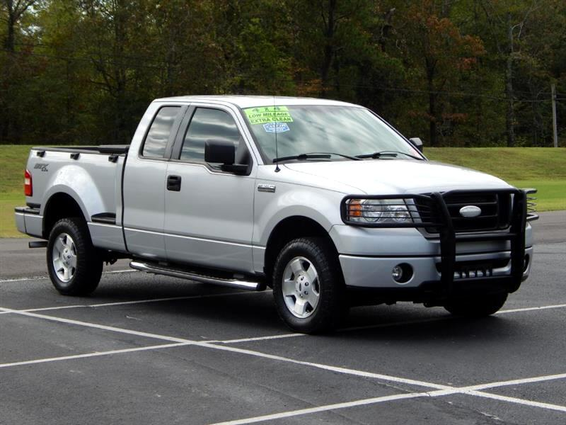 2006 Ford F-150 XLT SuperCab Flareside 4WD