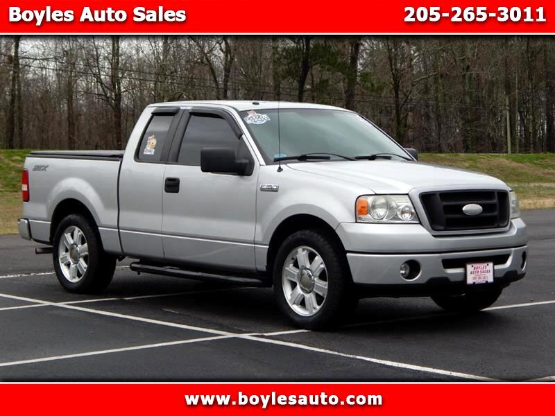 "Ford F-150 2WD SuperCab 145"" STX 2007"