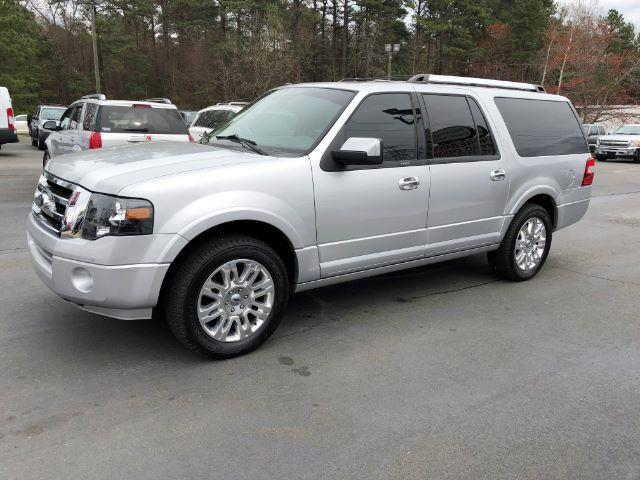 2013 Ford Expedition EL Limited 2WD
