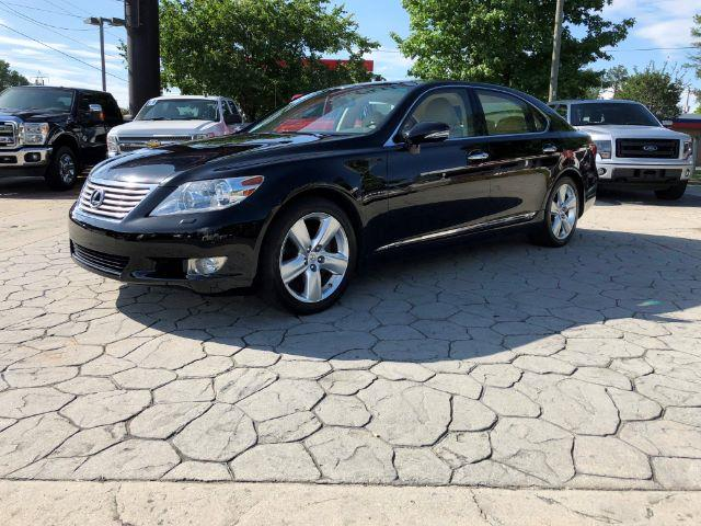 2012 Lexus LS 460 L Luxury Sedan