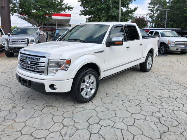 2014 Ford F-150 Platinum SuperCrew 6.5-ft. Bed 2WD
