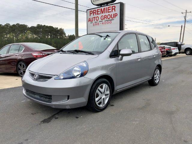 2007 Honda Fit 5-Speed MT